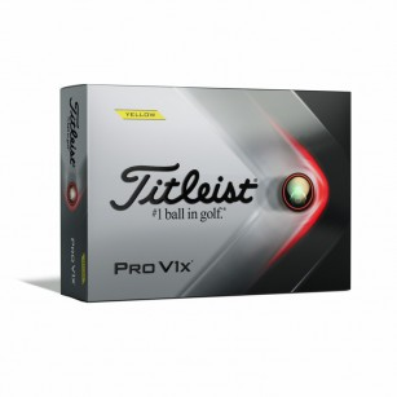 Golfboll Titleist Pro V1x